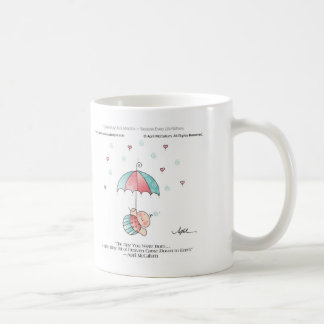 LITTLE BITTY BIT Mug by April McCallum