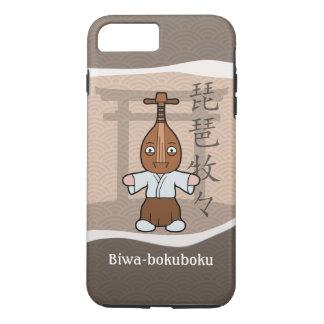 Little Biwa-bokuboku Yokai iPhone 8 Plus/7 Plus Case