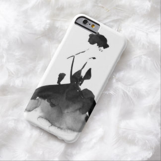 Little Black Dress Barely There iPhone 6 Case