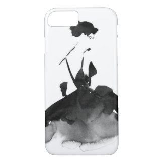 Little Black Dress iPhone 7 Case