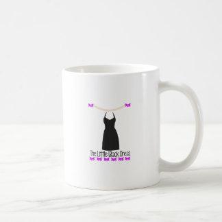 Little Black Dress Coffee Mug