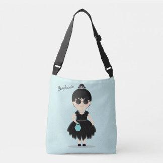Little Black Dress Soiree Crossbody Bag