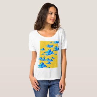 Little Blue Clouds T-Shirt
