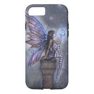 Little Blue Moon Fairy Faerie Fantasy Art iPhone 7 Case