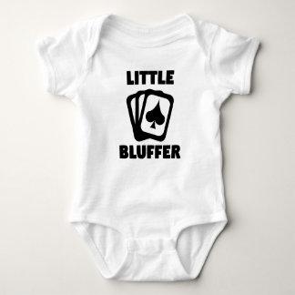 Little Bluffer Poker Baby Bodysuit