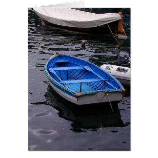 Little Boats Card
