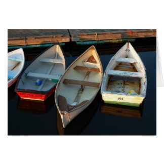 Little Boats: Joe and Edie Card