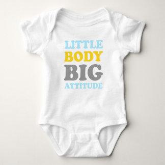 Little Body Big Attitude kiddie shirt