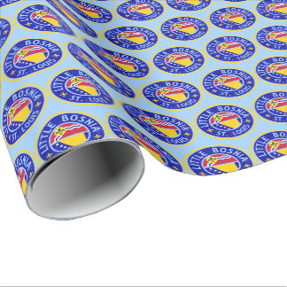 Little Bosnia St. Louis Gift Wrap
