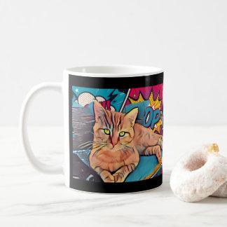 Little boy cat mug