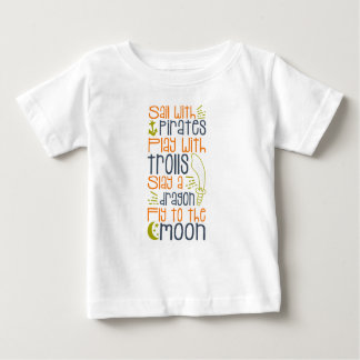 Little Boy Fairy Tale Shirt