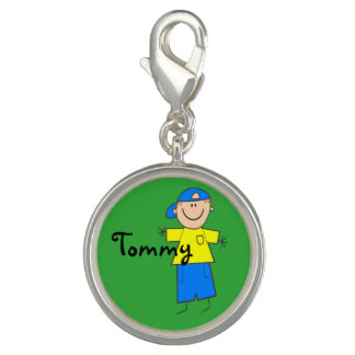 Little Boy Mother's Day Charm
