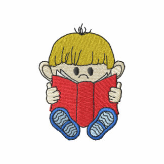 Little Boy Reading