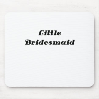 Little Bridesmaid Mouse Pad
