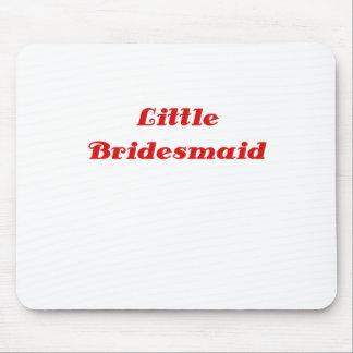 Little Bridesmaid Mouse Pads
