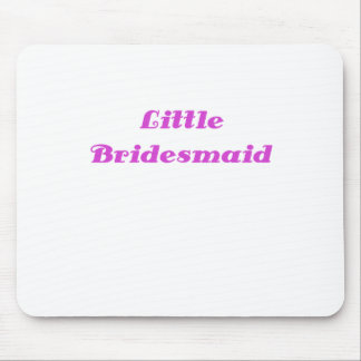 Little Bridesmaid Mousepads