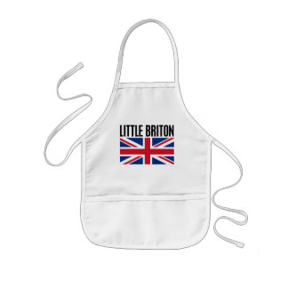 Little Briton Kids Apron