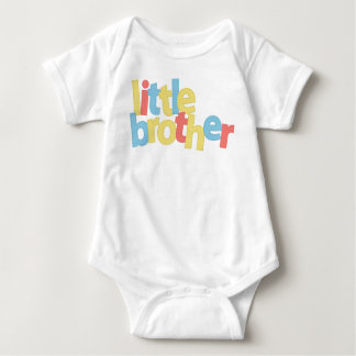 Little Brother Baby Bodysuit