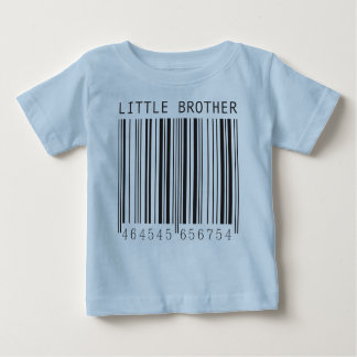 Little Brother Barcode T-Shirt
