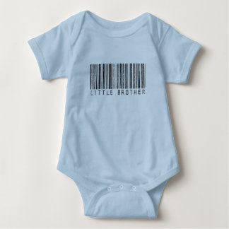 Little Brother Barcode T Shirt