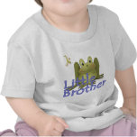 Little Brother Frog T Shirts
