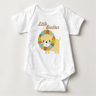 Little brother lion tee shirt