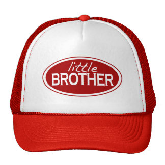 Little Brother (oval) Cap