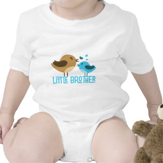 Little Brother with Birdies T Shirt