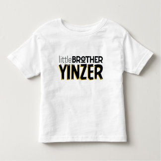 Little Brother Yinzer Toddler T-Shirt