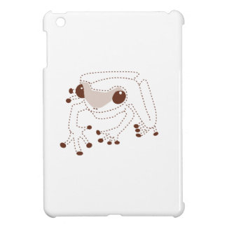 Little brown frog iPad mini cover