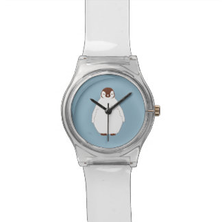 Little Brown Penguin Kids Watch