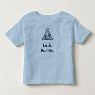 """Little Buddha"" baby shirt"