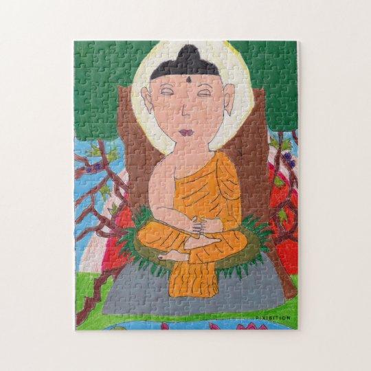 Little Buddha Puzzle