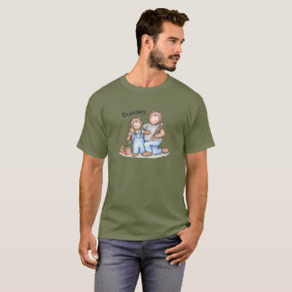 Little Buddy and Big Buddy Carpenters T-Shirt