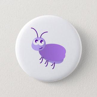 Little Bug 6 Cm Round Badge