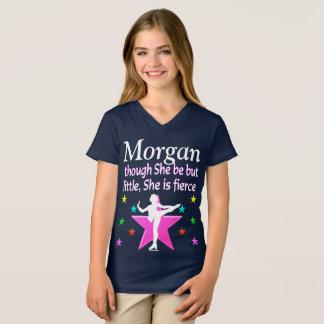 LITTLE BUT FIERCE SKATER GIRL T-Shirt