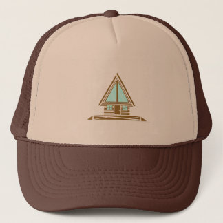 Little Cabin in the Woods Hat