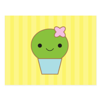 Little Cactus Postcard