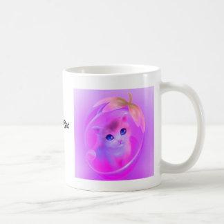 Little Cat Basic White Mug