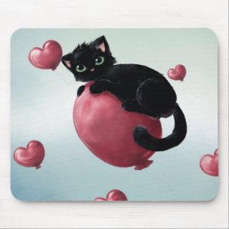 Little cat! mouse pad