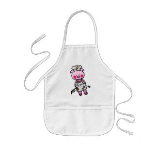 Little chef apron