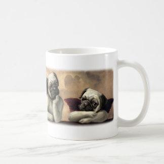 Little Cherub designs for Pug Lovers Mug