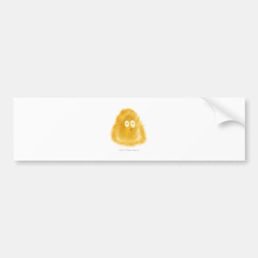 Little Chick Critter Bumper Sticker