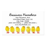 Little Chicks Business Cards