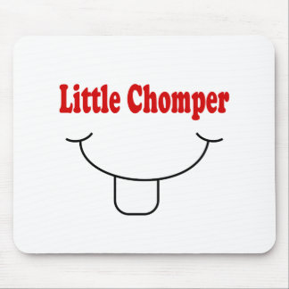 Little Chomper Mouse Pad