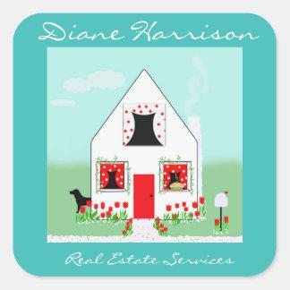 Little Cottage Sticker