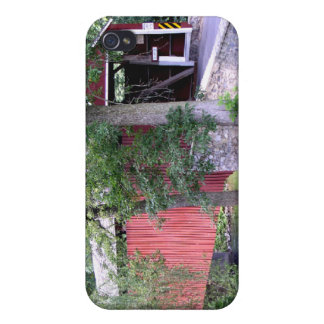 Little covered bridge covers for iPhone 4