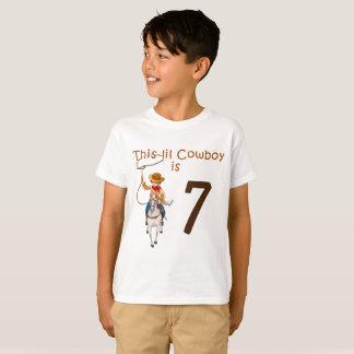 Little Cowboy T-Shirt