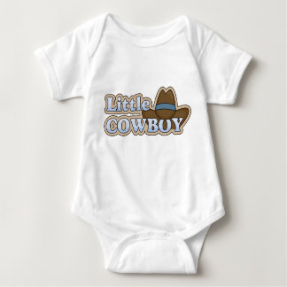 Little Cowboy W/Hat Baby Infant-Onies Shirt
