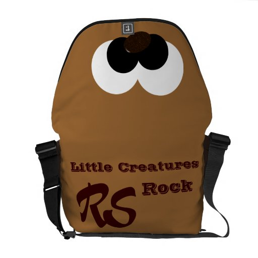 Little Creatures Messenger Bags